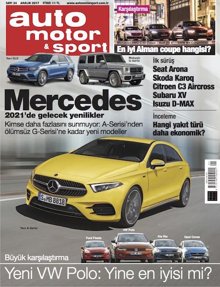Auto Motor & Sport Aralık 2017