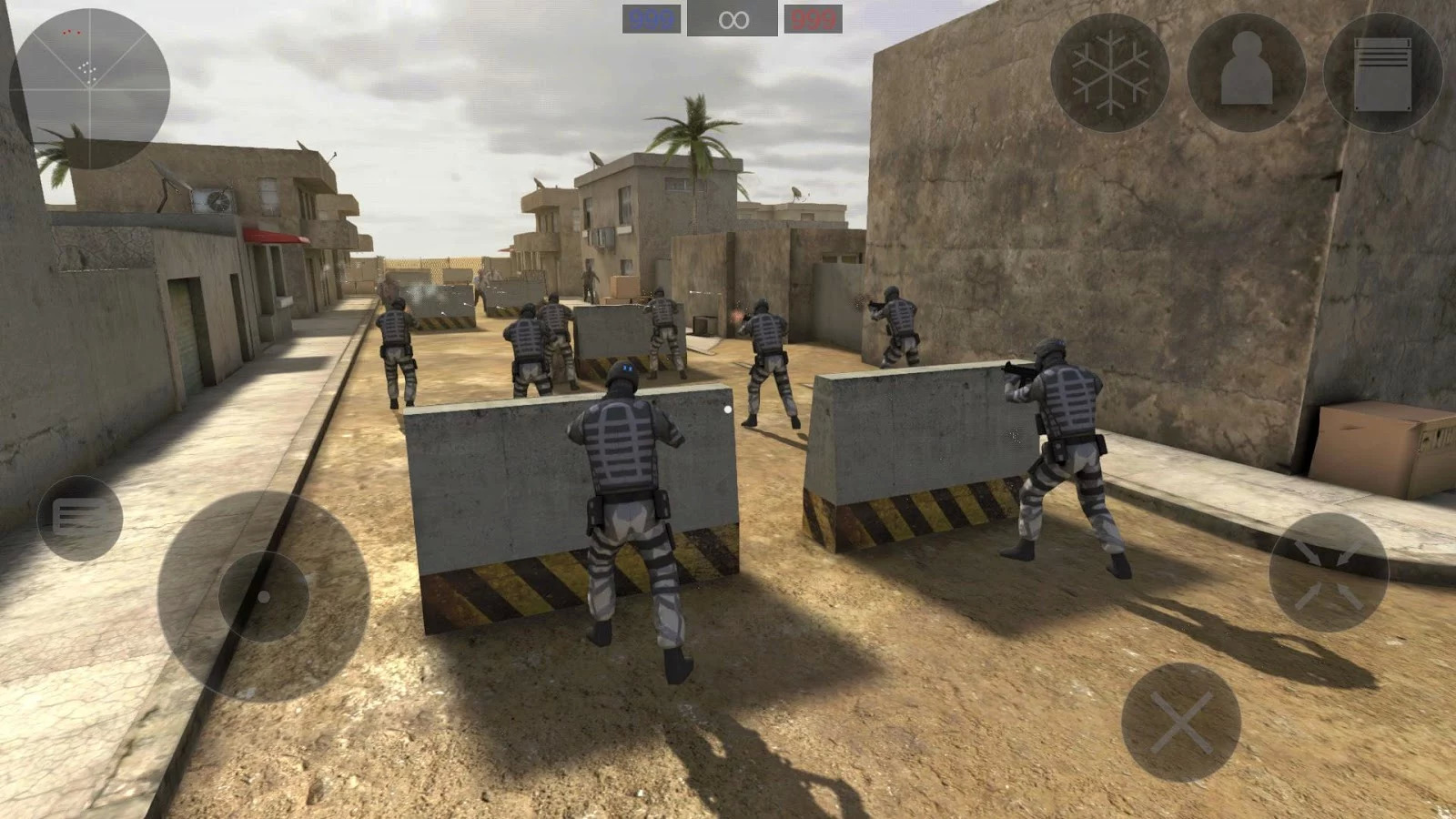 Zombie Combat Simulator Android Oyun