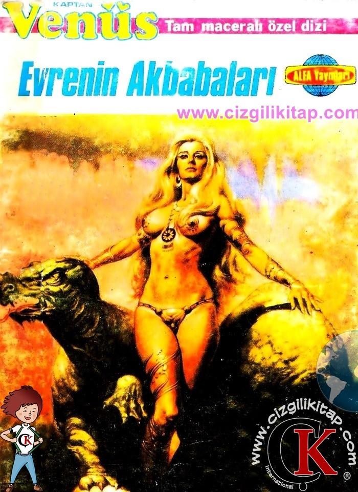 Çizgi Roman, Kaptan Venüs