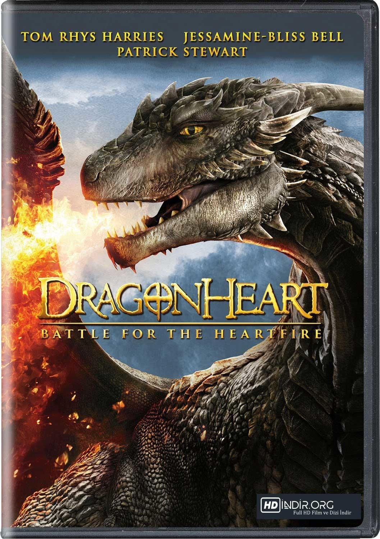 Ejder Yürek: Ateş Savaşı - Dragonheart: Battle for the Heartfire (2017) Türkçe Dublaj HD İndir