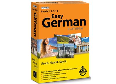 Easy German Platinum Eğitim Seti Full İndir