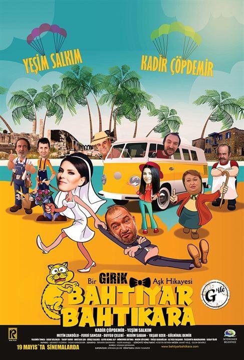 Bahtiyar Bahtıkara 2017 Yerli Film (Sansürsüz) WEB-DL 720p – 1080p indir