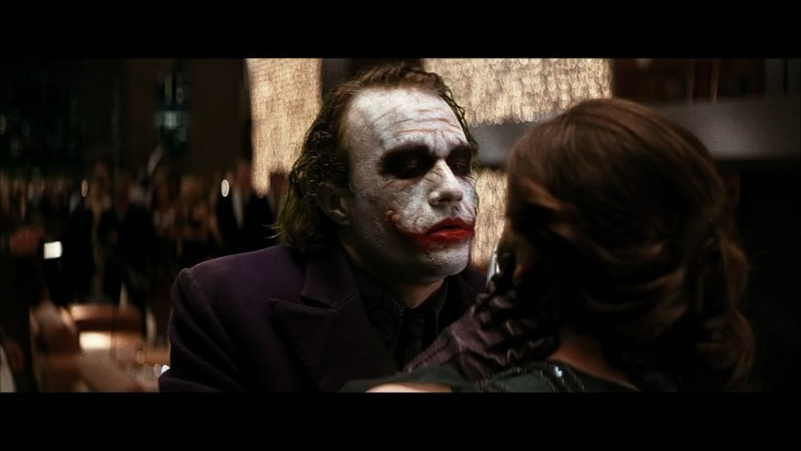 The Dark Knight - Kara Şövalye (2008) - film indir