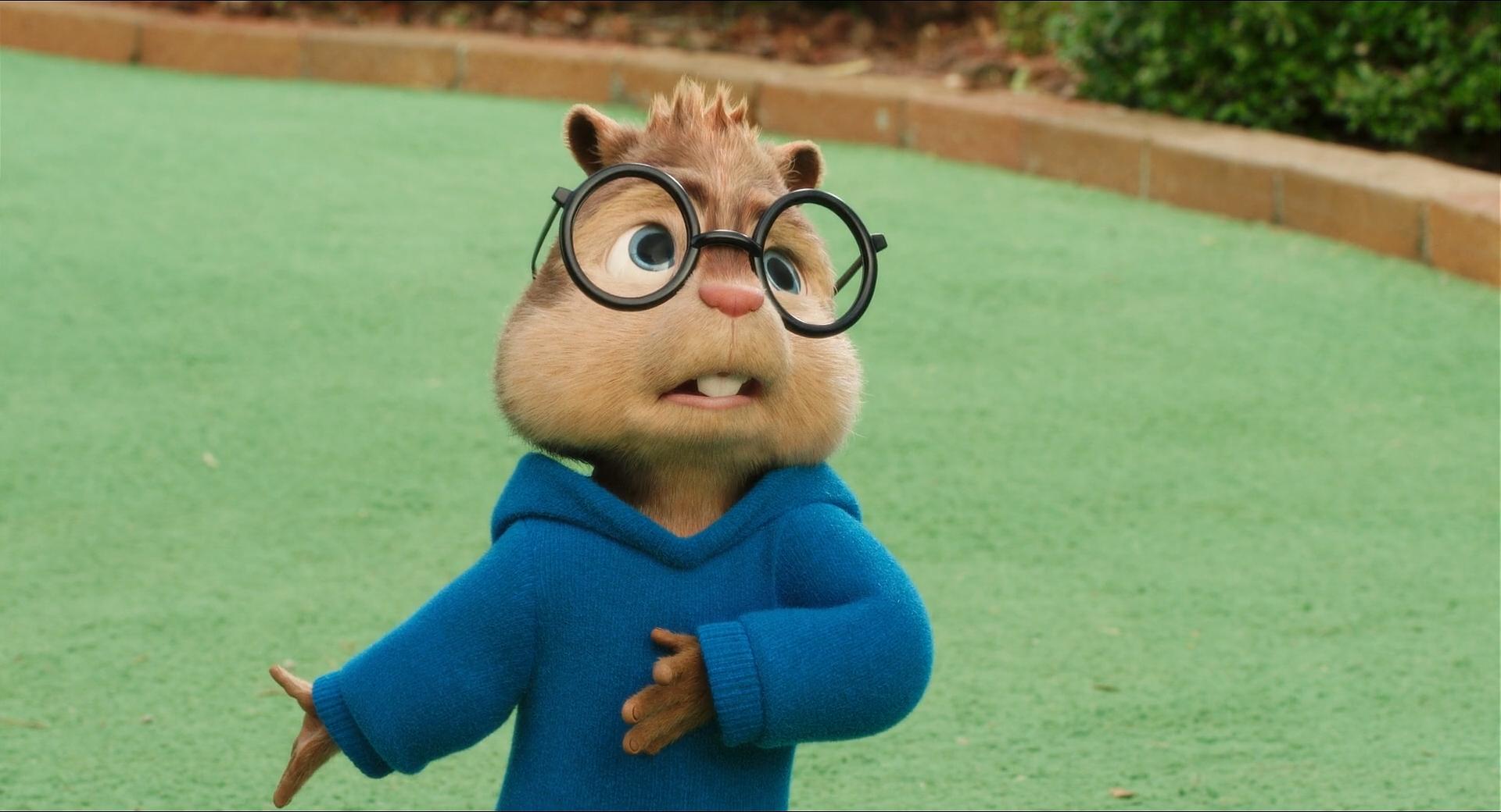 Alvin ve Sincaplar: Yol Macerası (2015)