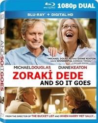 Zoraki Dede – And So It Goes 2014 BluRay 1080p x264 DuaL TR-EN – Tek Link