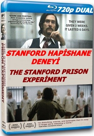 Stanford Hapishane Deneyi - The Stanford Prison Experiment | 2015 | BluRay 720p x264 | DuaL TR-EN - Teklink indir