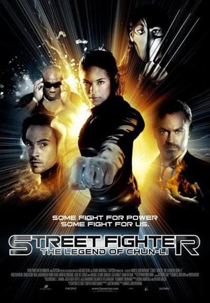 Sokak Dövüşçüsü: Chun-Li Efsanesi - Street Fighter: The Legend of Chun-Li (2009) - türkçe dublaj film indir