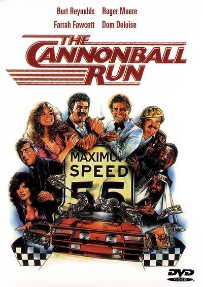 Yolun Sonu - The Cannonball Run (1981) - türkçe dublaj nostaljik film indir