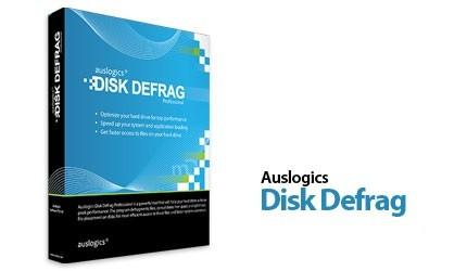 Auslogics Disk Defrag Professional 4.8.1   Katılımsız
