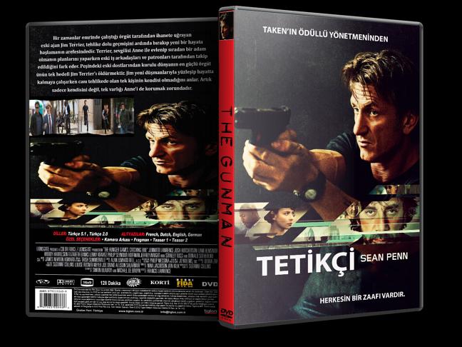 Tetikçi – The Gunman 2015 DVD-9 DuaL TR-EN – Tek Link
