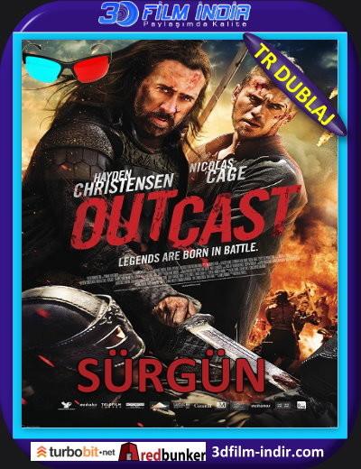 Outcast 3d – Sürgün 3d 2014 ( BluRay m1080p 3d) Türkçe Dublajlı 3 boyutlu film indir