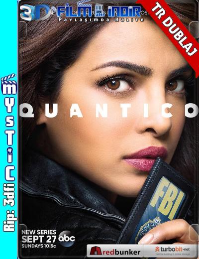 Quantico (2015–) 1. Sezon İlk 11 Bölüm ( 720p WEBDL ) Türkçe Dublaj 3dfi dizi indir