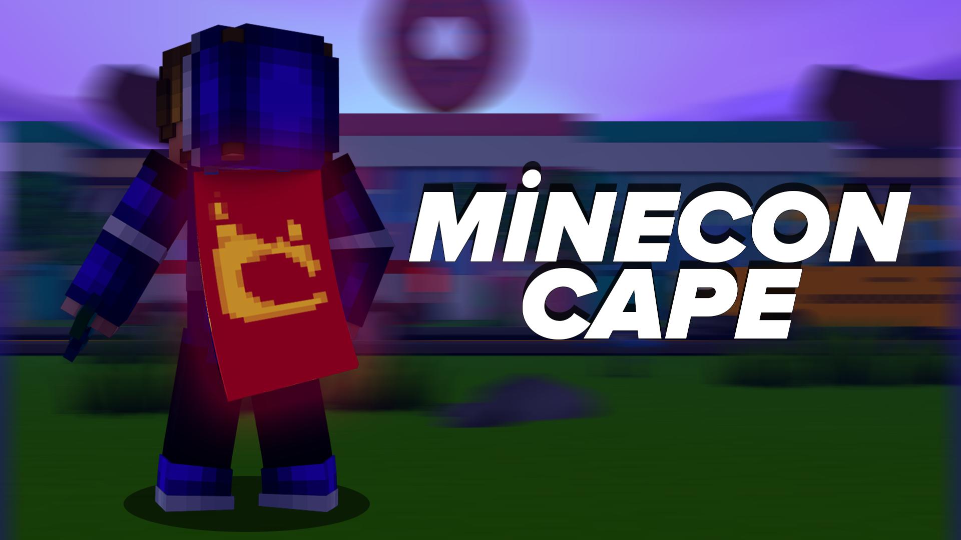 Minecon Cape Resmi