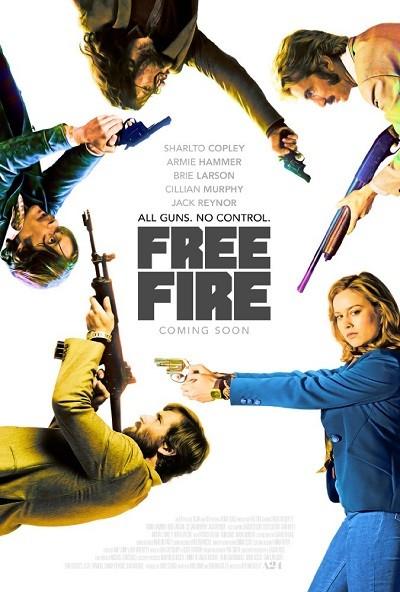 Ateş Serbest – Free Fire 2017 (BRRip XviD – m1080p) Türkçe Dublaj indir