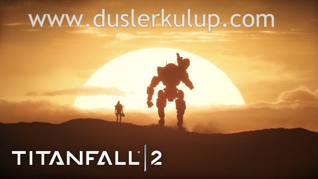 Titanfall 2 Bilgisayar Savaş Oyununu Crackli Full İndir