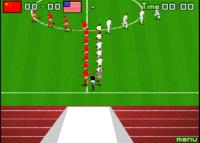 iki lisilik futbol oyunu