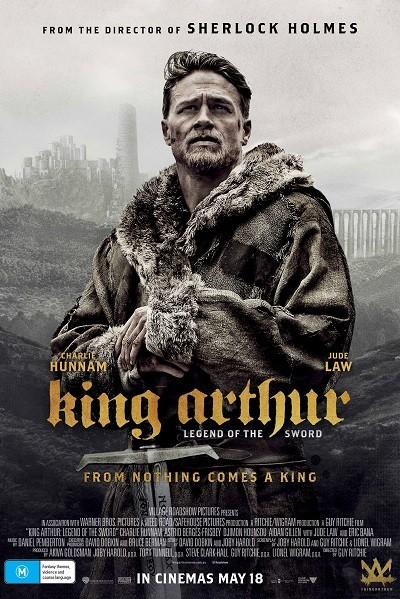 Kral Arthur: Kılıç Efsanesi  (2017) BRRip XviD Türkçe Dublaj İndir