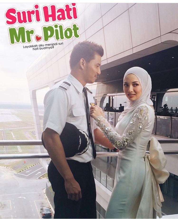 Suri Hati Mr.Pilot / 2016 / Malezya / Mp4 / TR Altyazılı