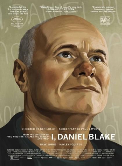 Ben, Daniel Blake - I, Daniel Blake - Türkçe Dublaj Film indir