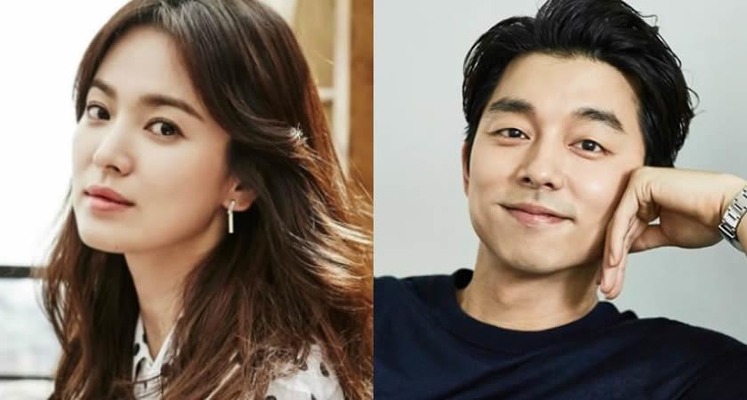 Song Hye Kyo, Gong Yoo ile Çalışmak İstediğini Açıkladı