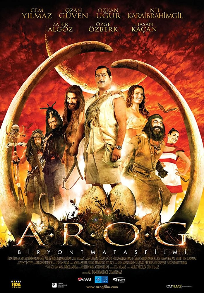 A.R.O.G (2017) 1080p Yerli Film