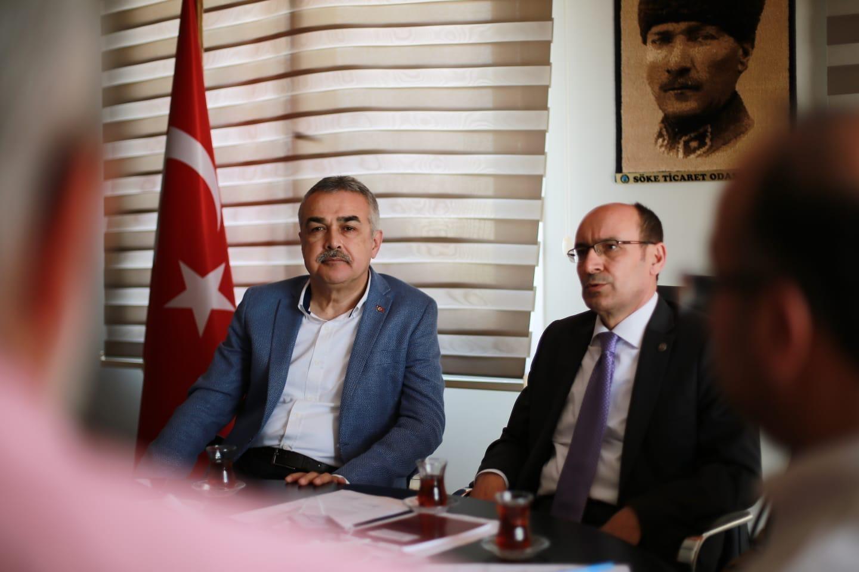 Sayın Mustafa SAVAŞ'ın Bölgemize Ziyareti