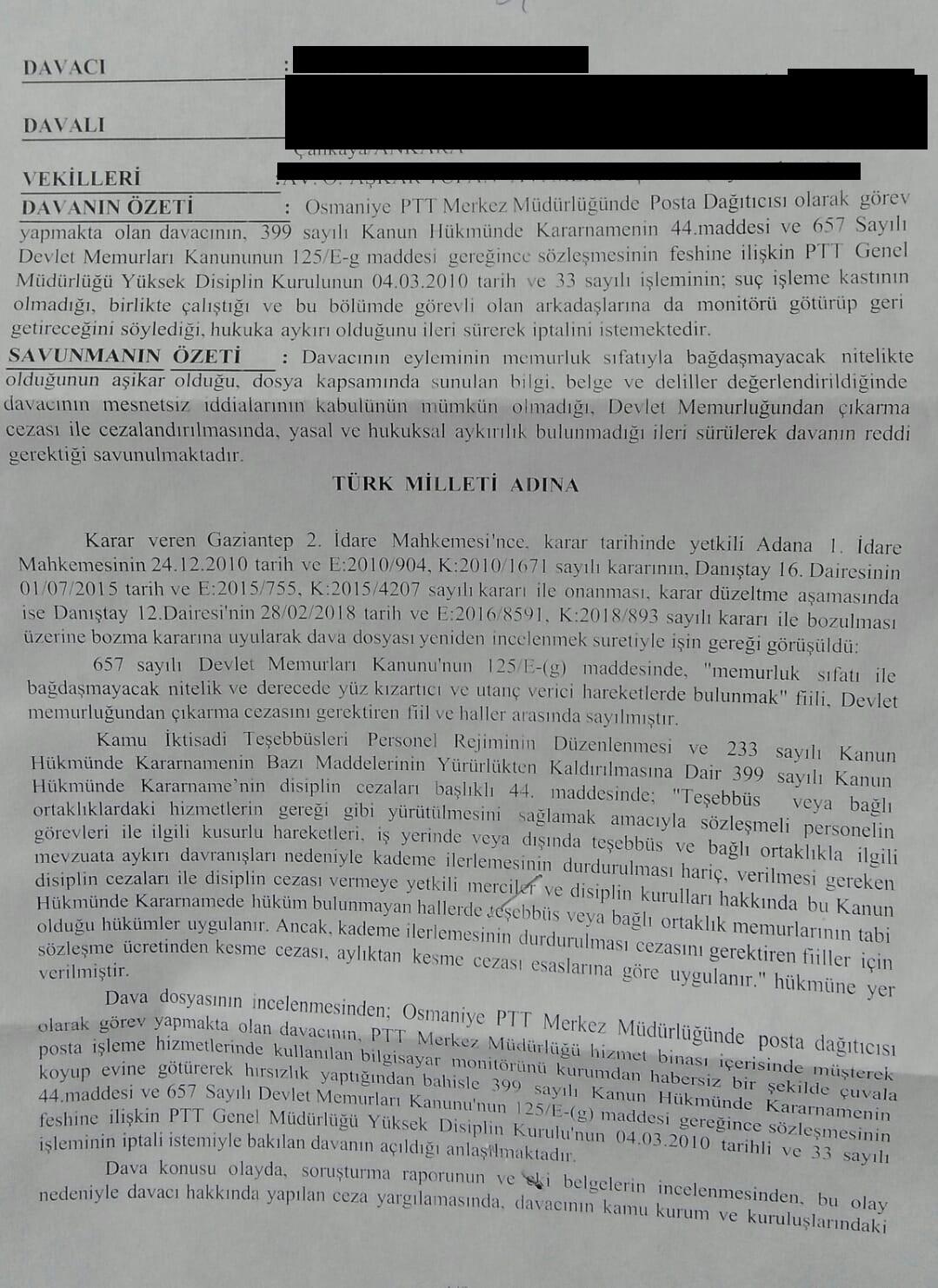 Danıştay kararını verdi: Sözlü sınavla kamuya avukat alımını içeren yönetmelik iptal 9