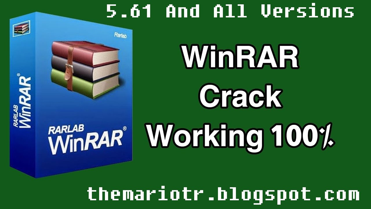 [TR] Winrar 5.61 FULL Yapma All Version Crack / Keygen / No Program ! / Step By Step / Adım Adım