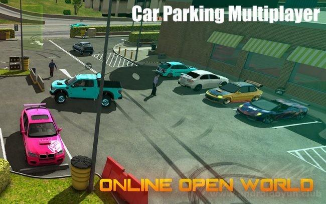 Car Parking Multiplayer v4.7.0 PARA HİLELİ APK İNDİR