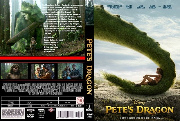 Pete ve Ejderhası 2016 ( DVD-9 ) DuaL TR-ENG