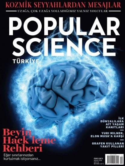 Popular Science Aralık 2016