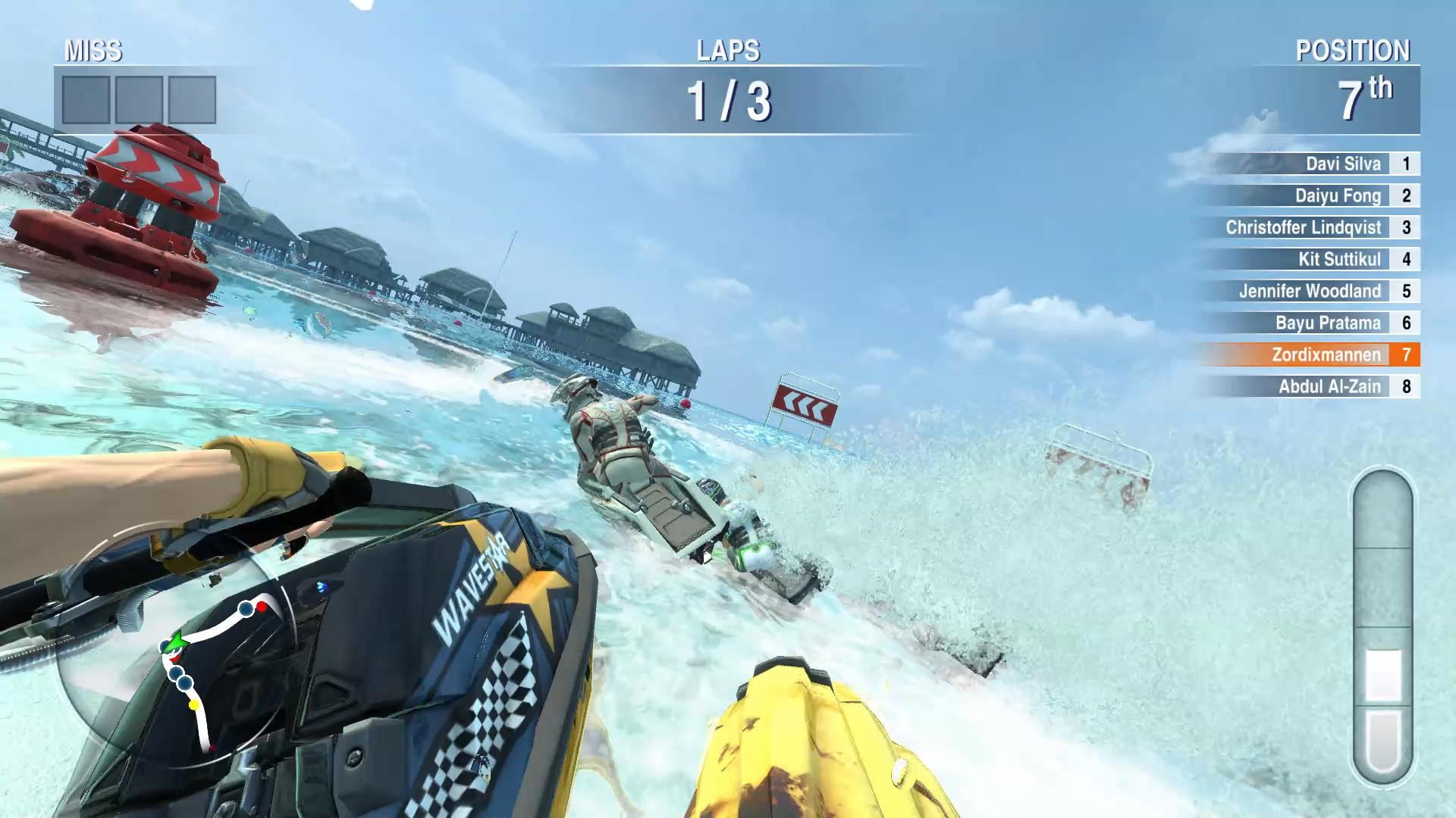 Aqua Moto Racing Utopia - CODEX