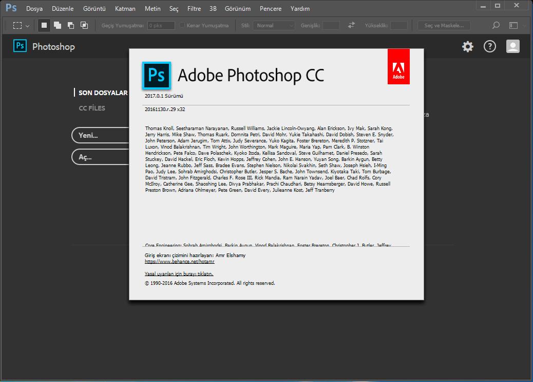 Adobe Photoshop CC 2017 18.1.1   ML-TR   Katılımsız