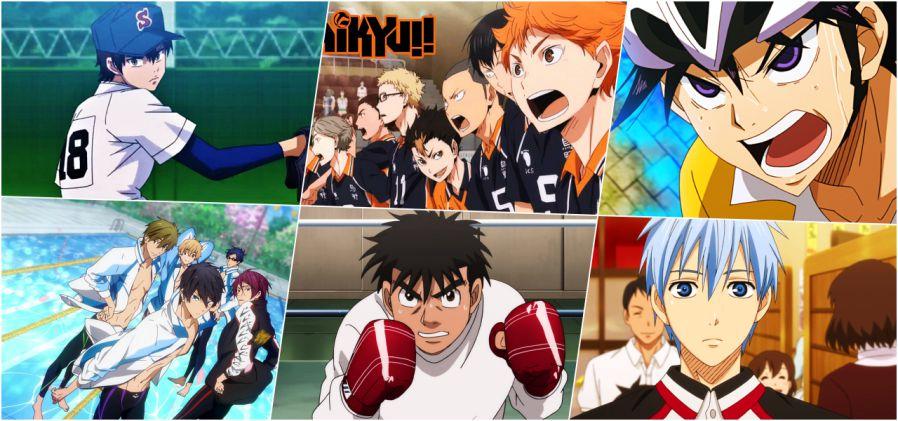 #Die besten Sport-Anime: Diese Trickfilme begeistern Jugendliche für Sport