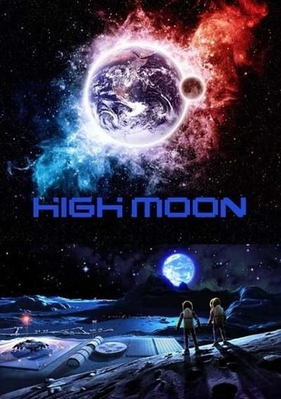 Gizemli Ay – High Moon 2015 WEB-DL XviD Türkçe Dublaj – Tek Link