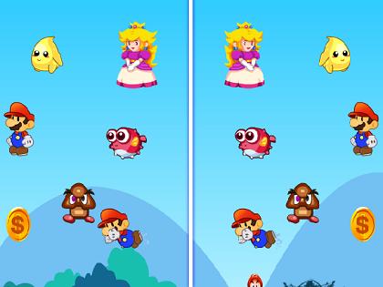 Simetrik Mario Oyunu