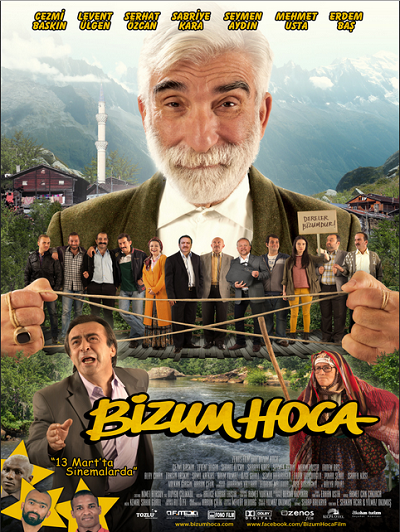 Bizum Hoca 2014 ( DVDRip XviD ) Yerli Film Tek Link İndir