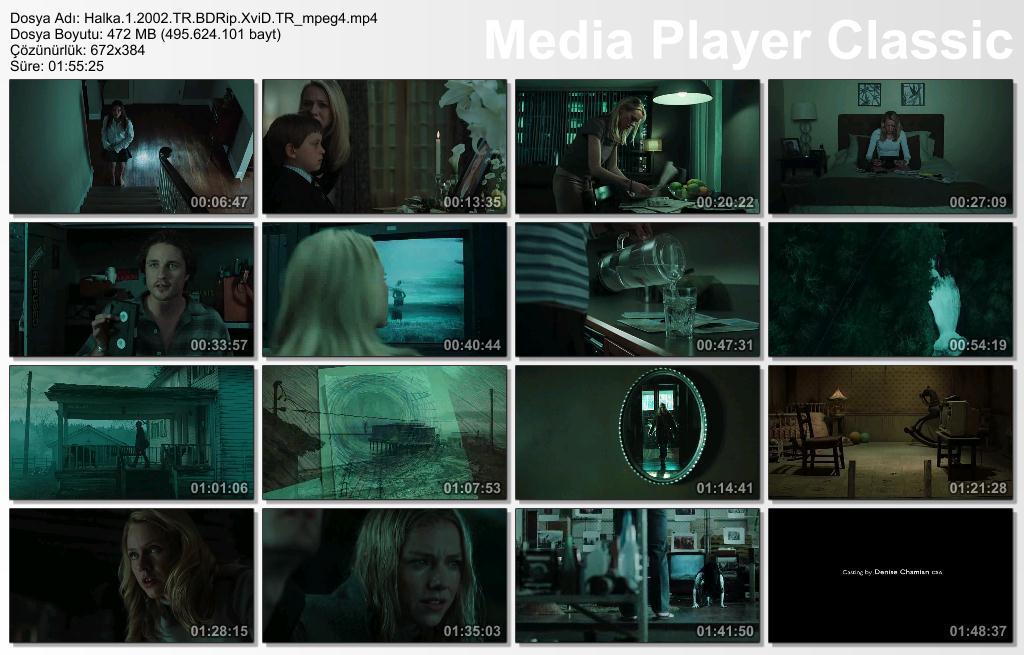 Halka – The Ring 1-2 Boxset Türkçe Dublaj MP4
