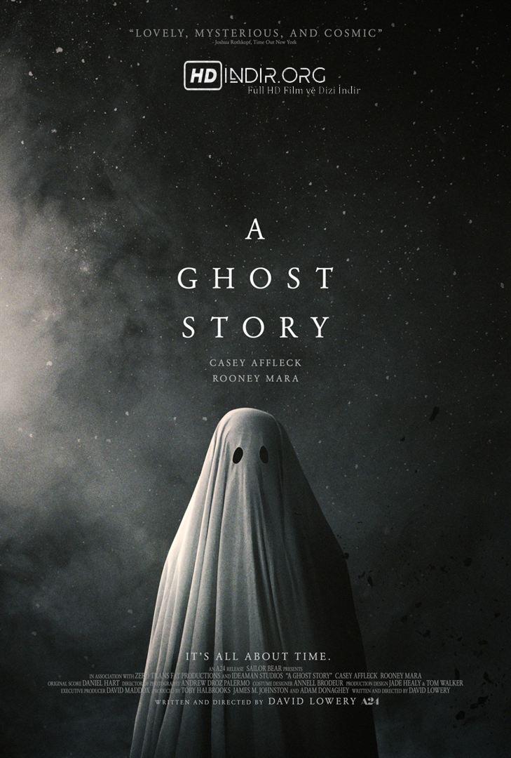 Bir Hayalet Hikayesi - A Ghost Story (2017) Türkçe Dublaj m1080p Ücretsiz İndir