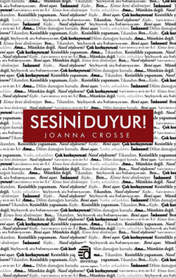 Joanna Crosse Sesini Duyur! Pdf