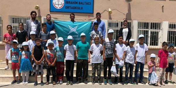 TÜGVA'dan Orta Okullar İçin Yaz Okulu