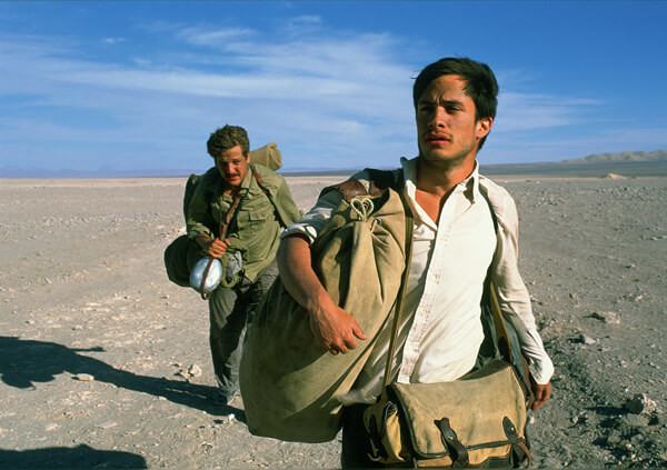 The Motorcycle Diaries film sahnesi