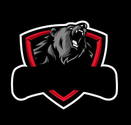 Esport Logo Vektör