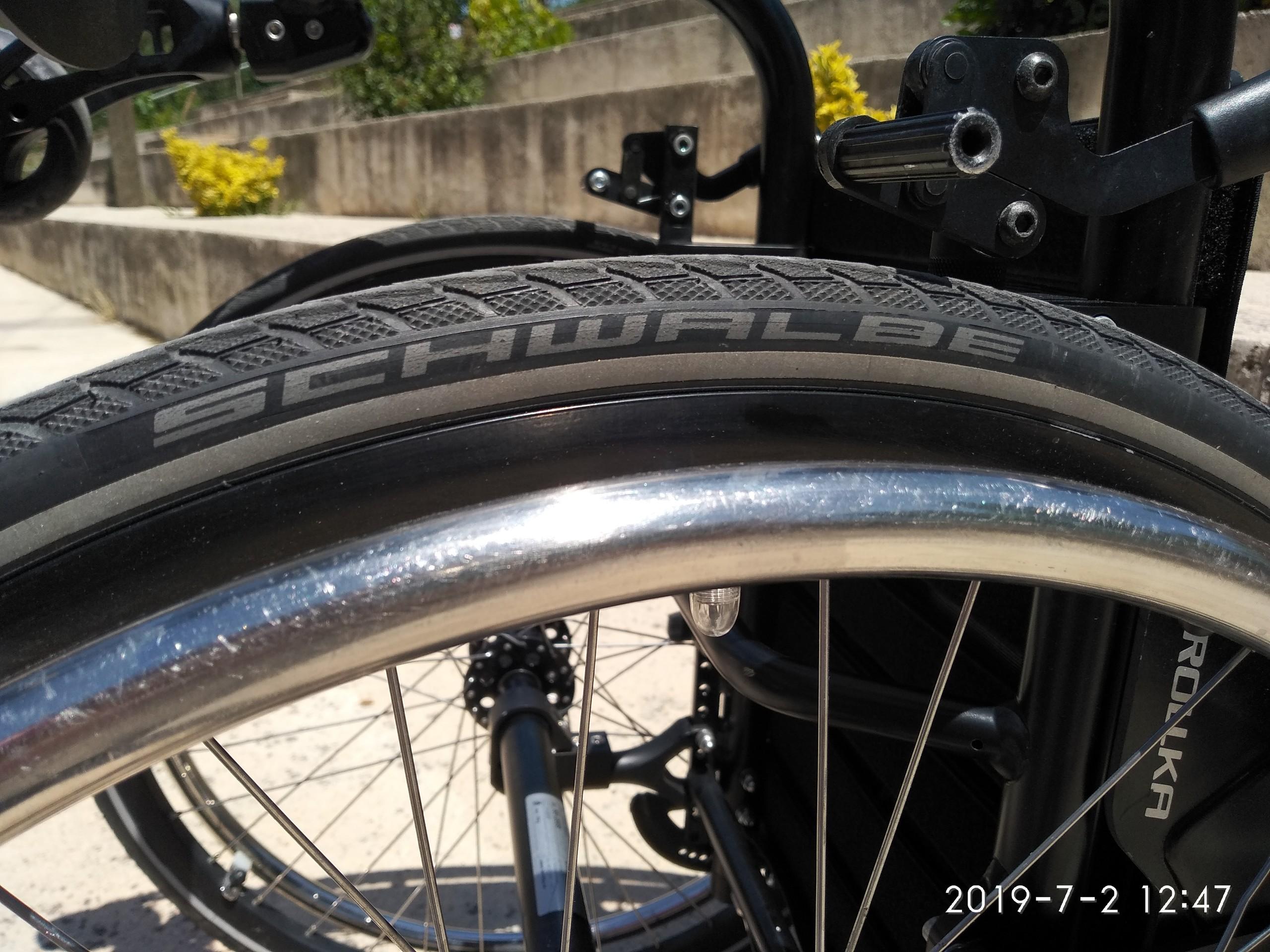 r0Rokz - Berollka Cobra Spor Alman markası aktif tekerlekli sandalye satılıktır