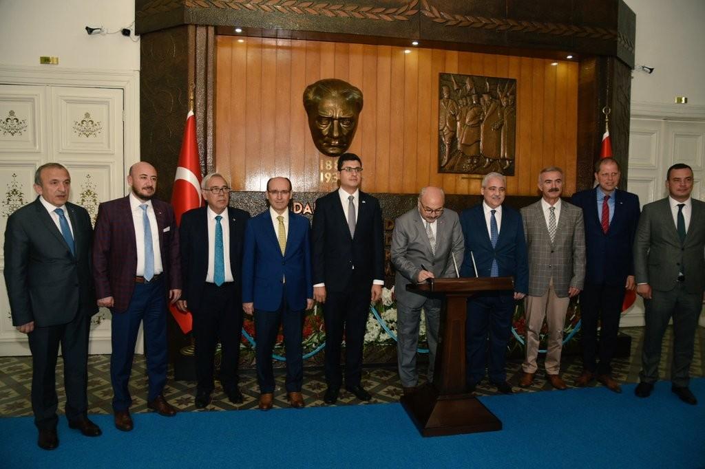 Söke OSB Müteşebbis Heyet Başkanımız Aydın Valisi Sayın Yavuz Selim KÖŞGER'in Başkanlığındaki Heyet Bir Dizi Ziyaretlerde Bulunuldu