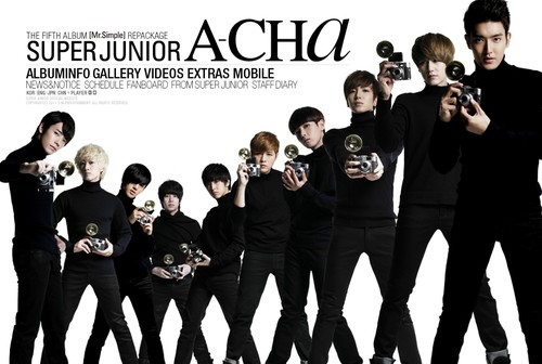 Super Junior A-CHA Photoshoot R1G9k3