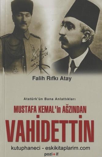 Falih Rıfkı Atay Mustafa Kemal'in Ağzından Vahidettin Pdf