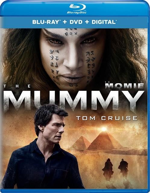 Mumya The Mummy - 2017 ( 1080p 3D H-SBS ) DUAL TR ENG