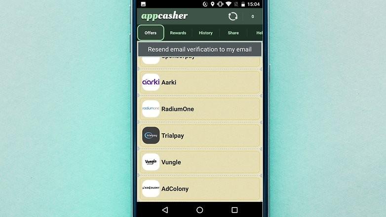 AppCasher