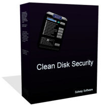 Clean Disk Security.8.08 Full İndir